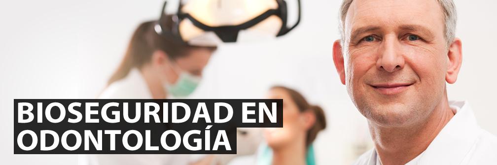 Limpieza y desinfección en odontología