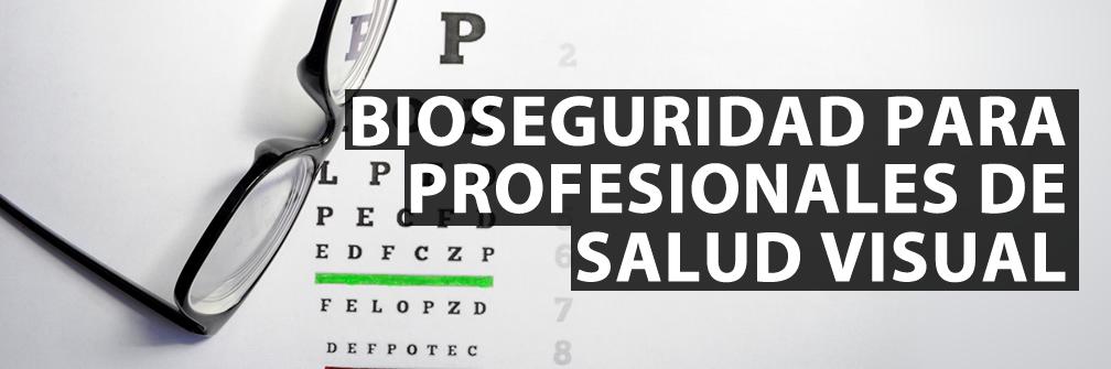 bioseguridad en salud visual